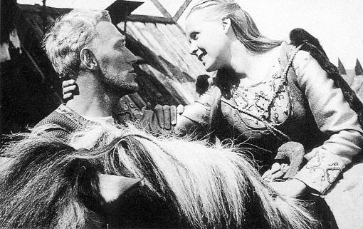 El Manantial de la Doncella de Bergman